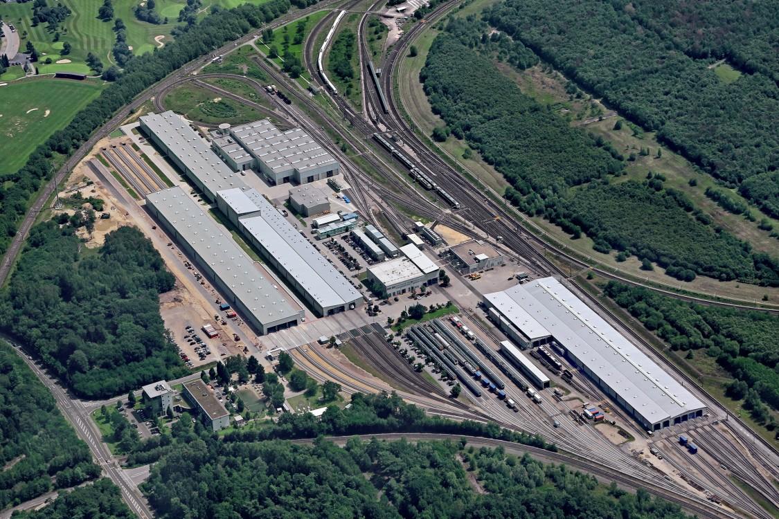 Fertigungs- und Entwicklungsstandort Wegberg-Wildenrath