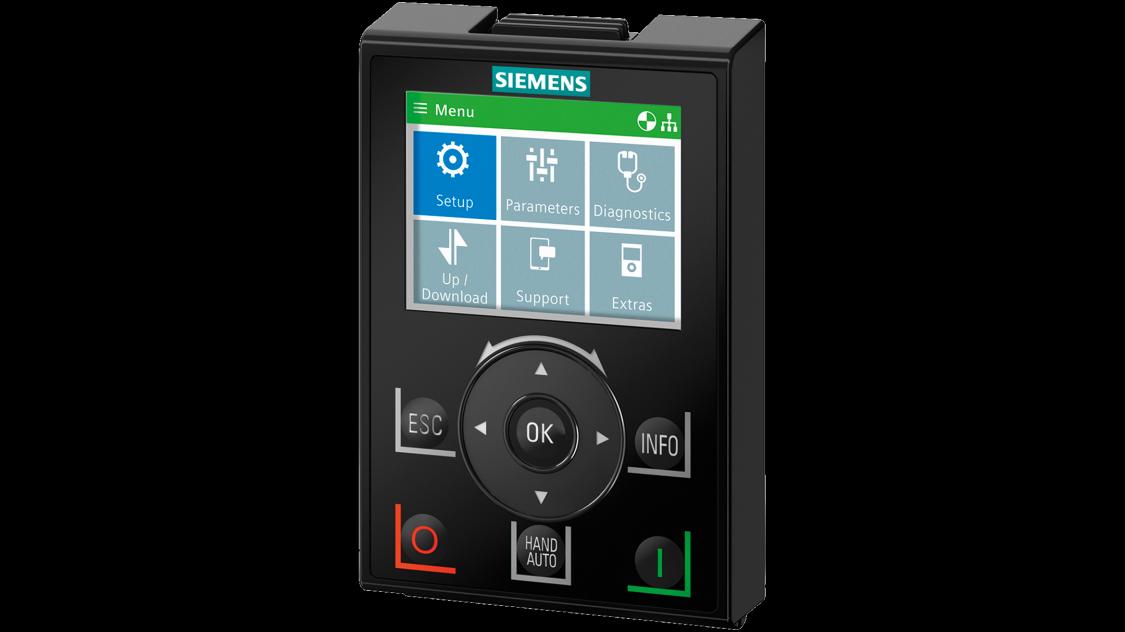 Produktbild SINAMICS Intelligent Operator Panel IOP-2