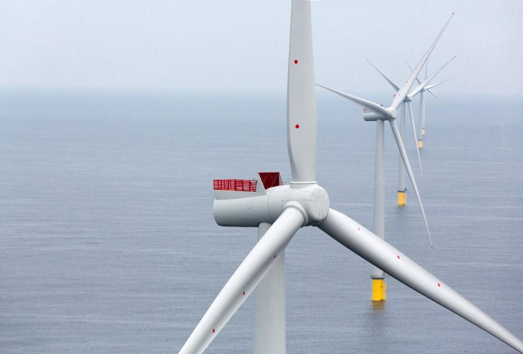 67 Siemens-Windturbinen f�r das 402-Megawatt-Projekt