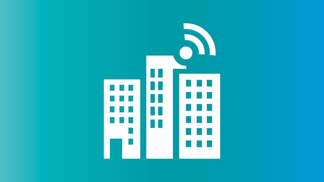 KNX Touch Control TC5 für smarte Gebäude