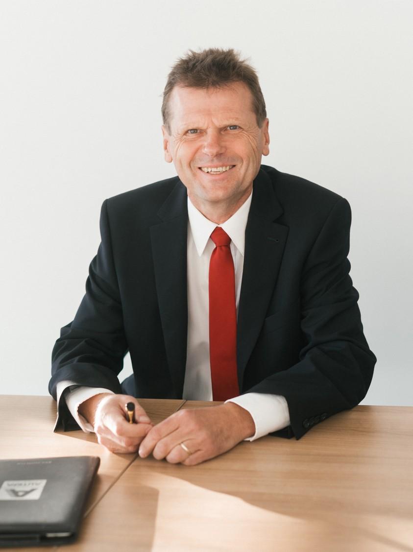 Portrait Herr Rudolf Kuhn