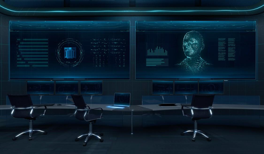 Visual Leitwarte der Zukunft