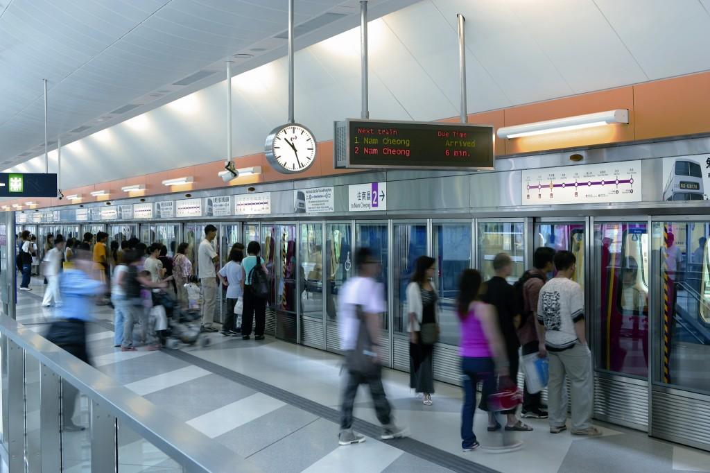 Trainguard MT starts passenger service