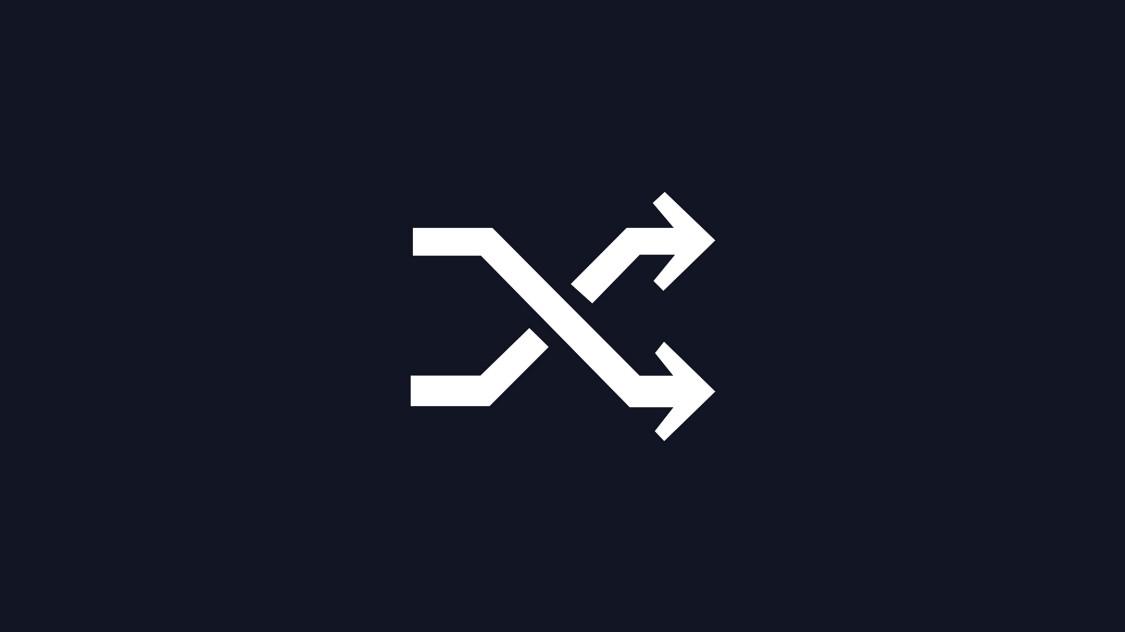 Grafik mit einem Symbol für Effizienz