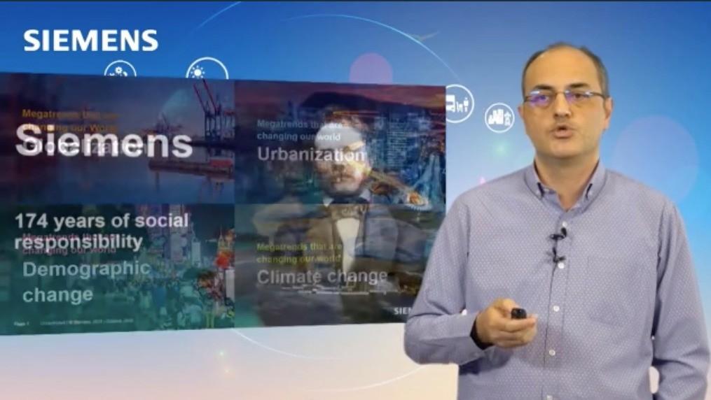 Siemens Türkiye Sanal Kariyer Günü