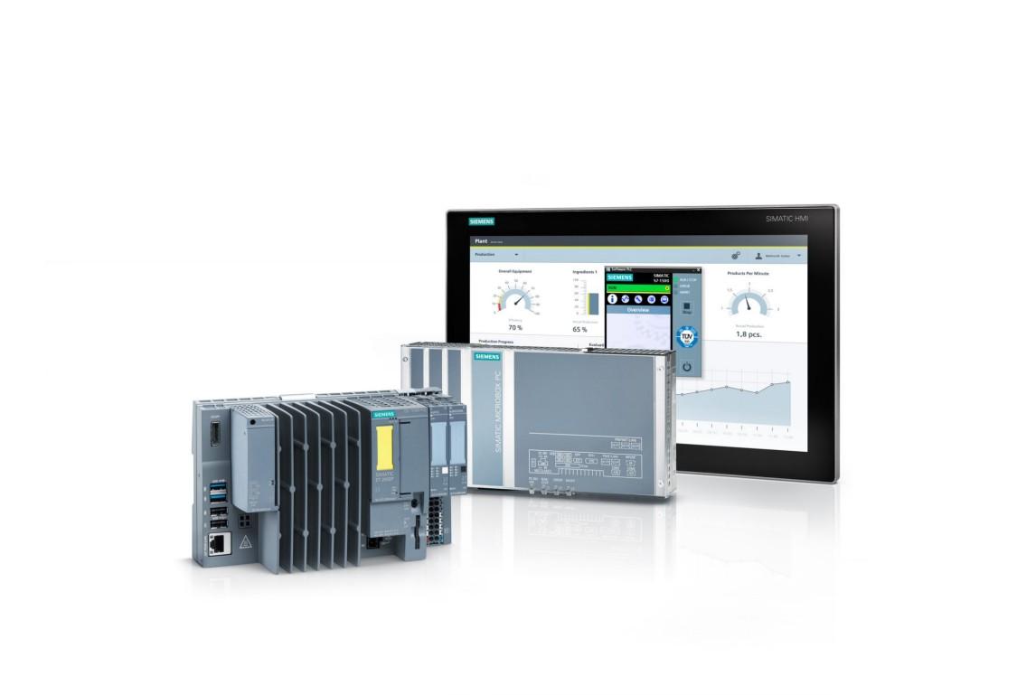 Промышленные ПК SIMATIC (открытый контроллер, Microbox, панельный ПК)