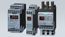 Our comprehensive range of SIRIUS monitoring relays ensures reliable system protection against damage. Current measured values or conclusive diagnostics messages are indicated on the device display. For easy connection to the control, most monitoring relays are also available with IO-Link interface!