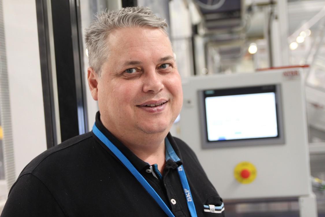 Smart produktion i uppkopplad fabrik – världsklass SKF