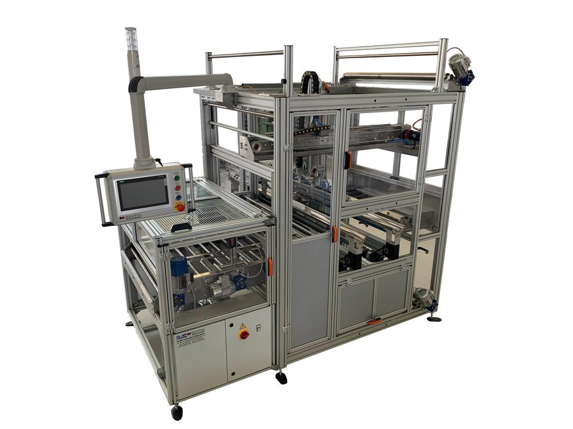 Corima International Machinery Plastic Wrapper