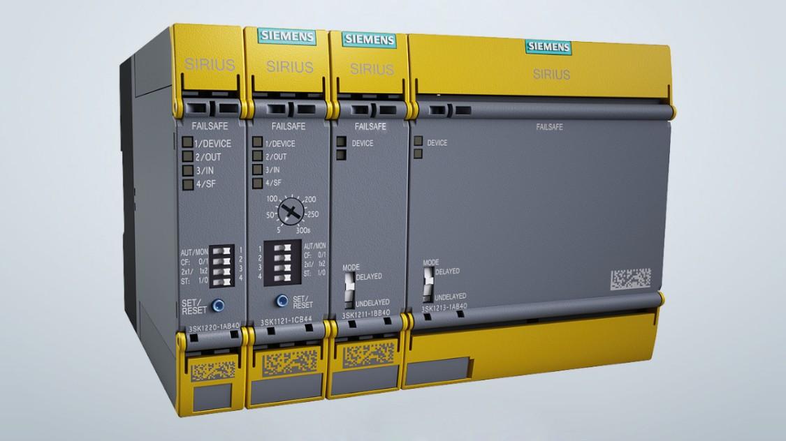Sicherheitsschaltgeräte 3SK