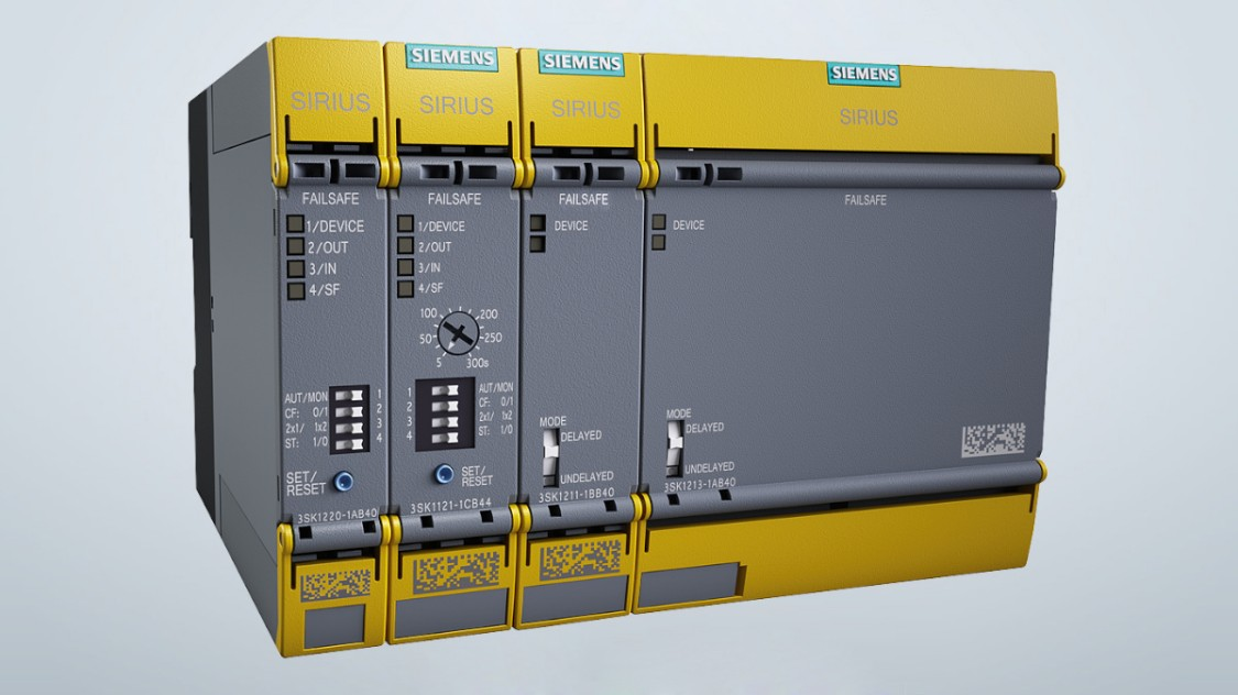 3SK safety relays