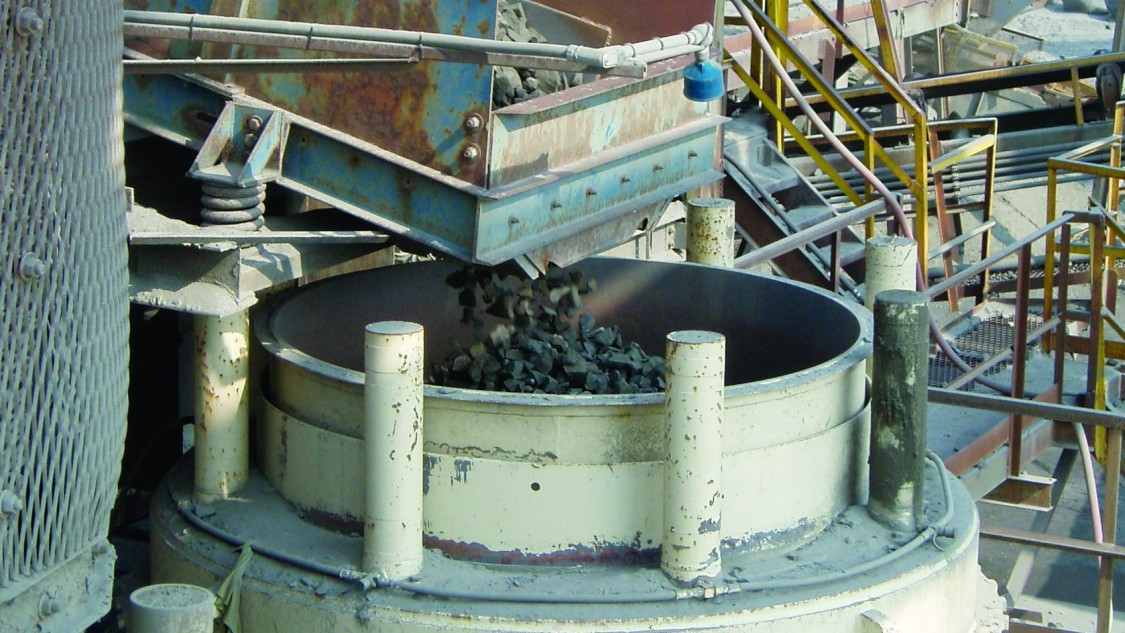 Solutions for the aggregates production process