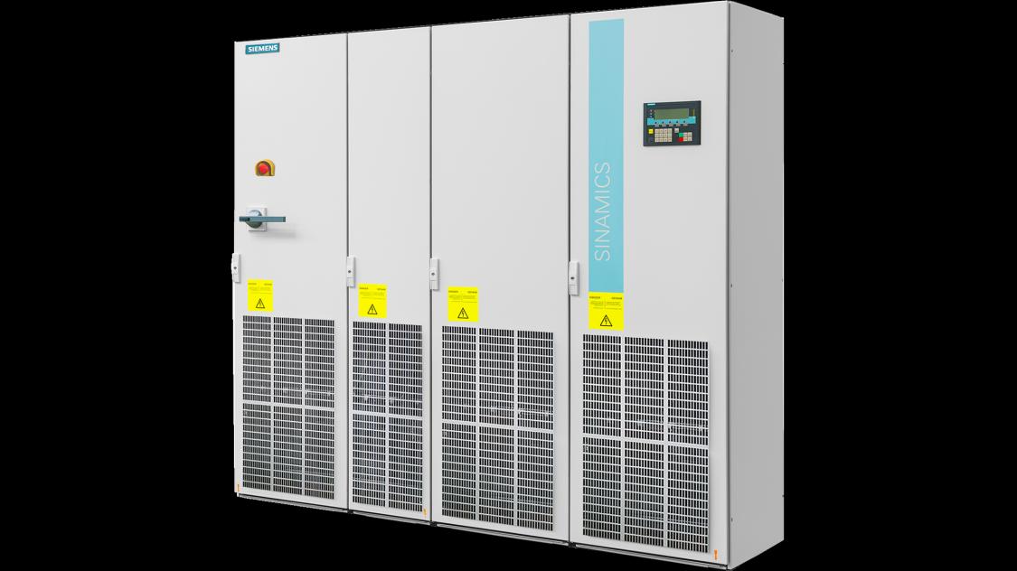 SINAMICS S150 NEMA and IEC enclosed drives