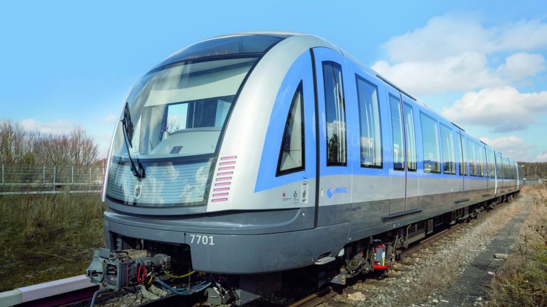 Metrô de Munique