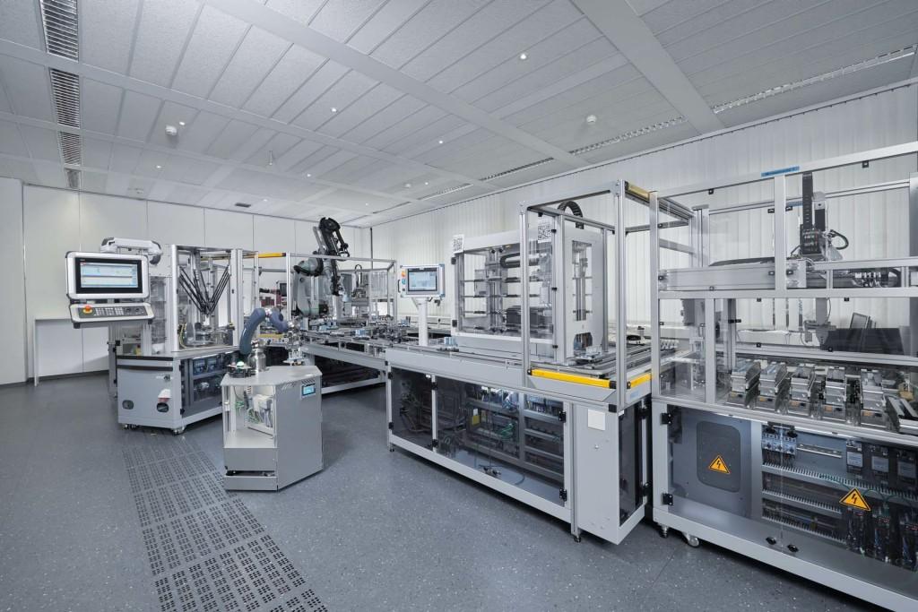 Autonomous Factory Lab