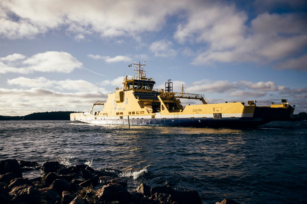 "Pioneering work in Finland: ""Elektra"" – Full ""electrically propelled"" speed ahead"