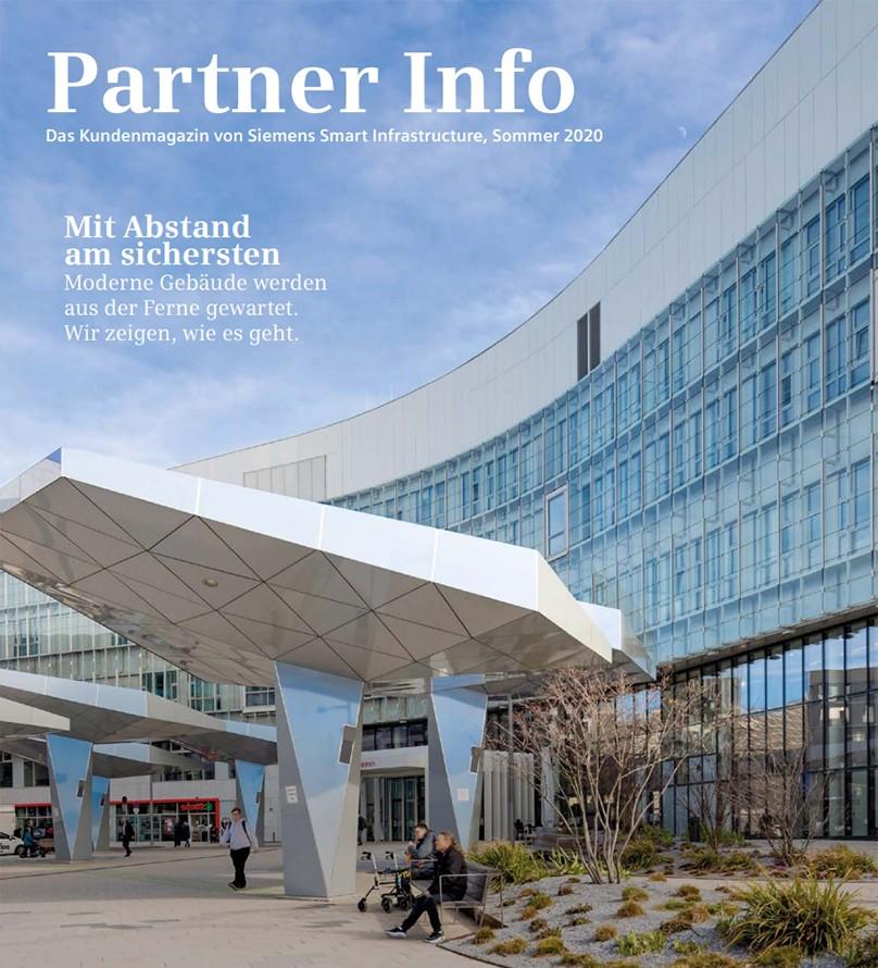 Partner-Info Ausgabe