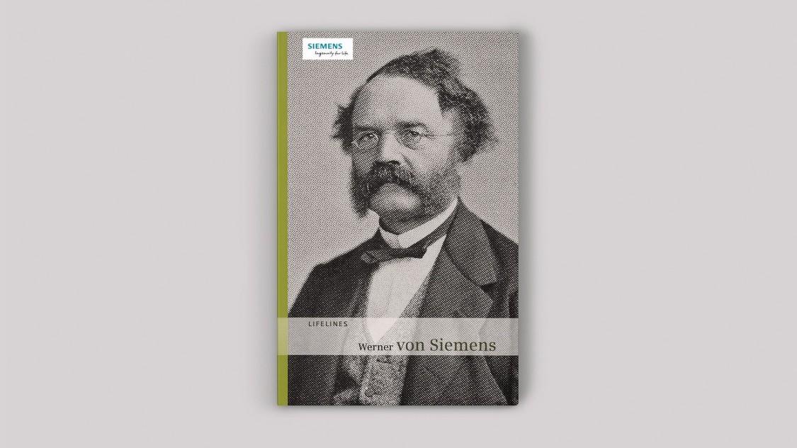 Werner von Siemens, cover