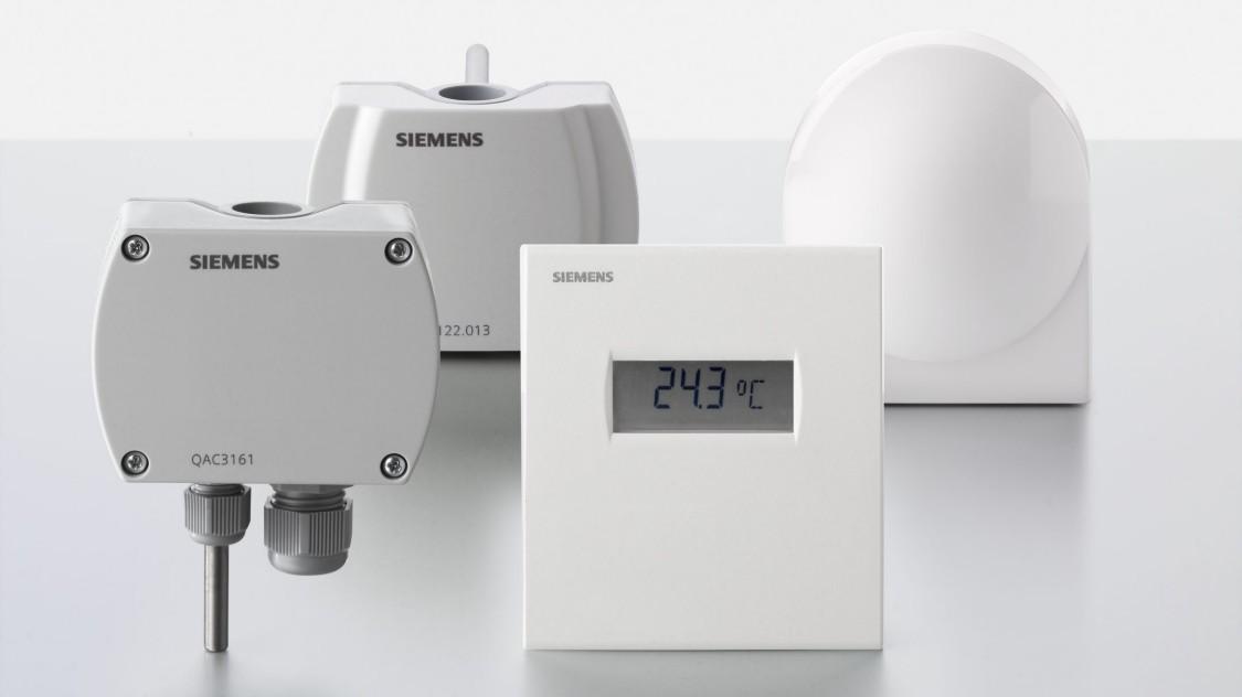 Siemens Temperaturfühler