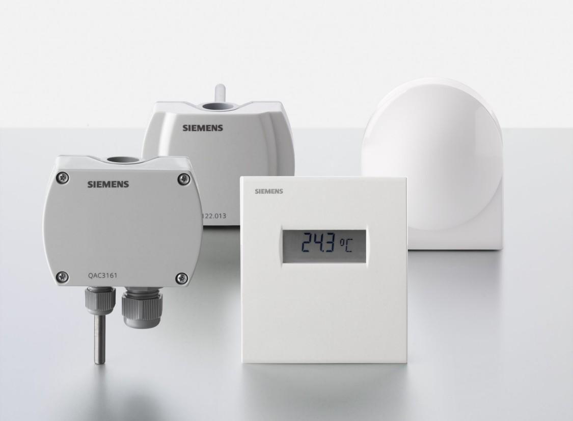 Sıcaklık sensörleri