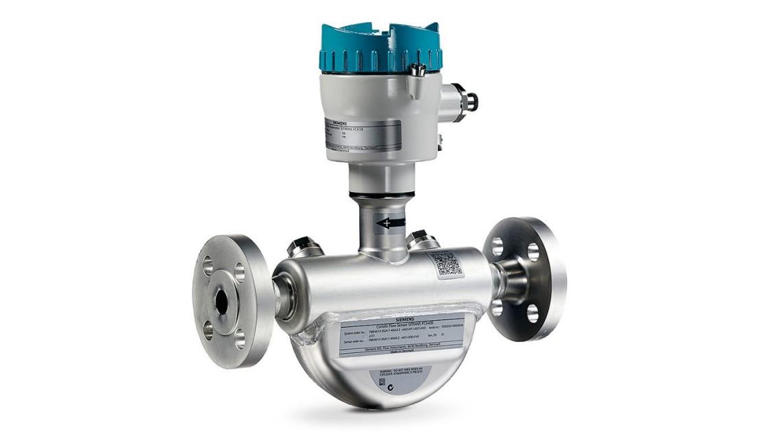 SITRANS FC410 Coriolis flow meter