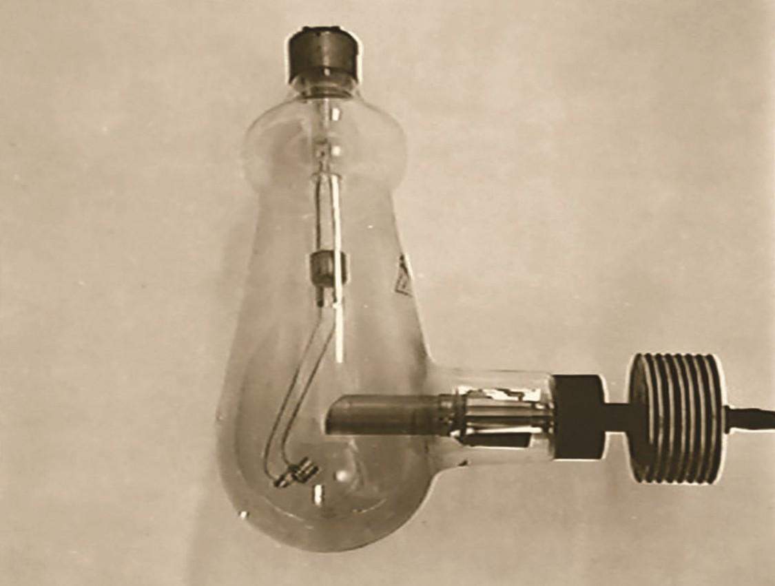 İlk Röntgen Cihazı