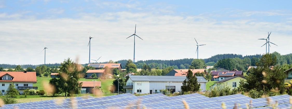 Wildpoldsried blockchain-based local energy market