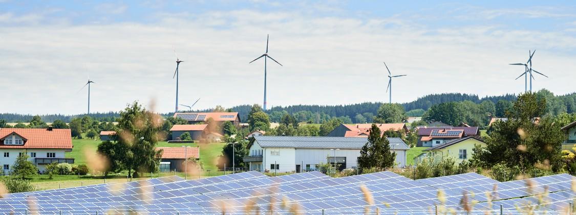Wildpoldsried blockchain-basierten regionalen Strommarkt