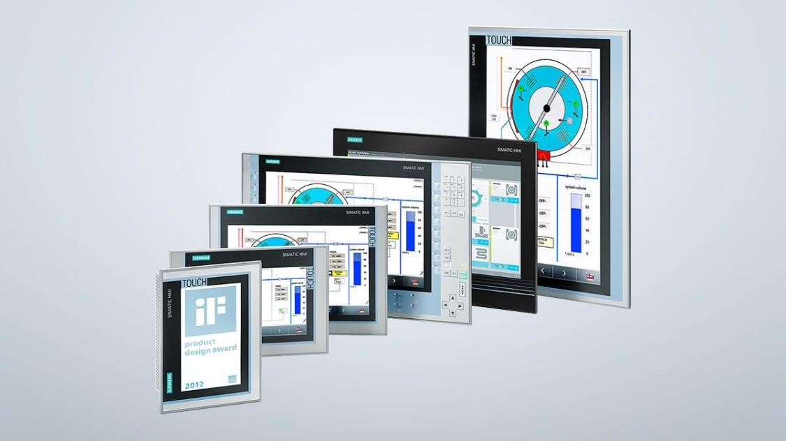SIMATIC paneldatorer