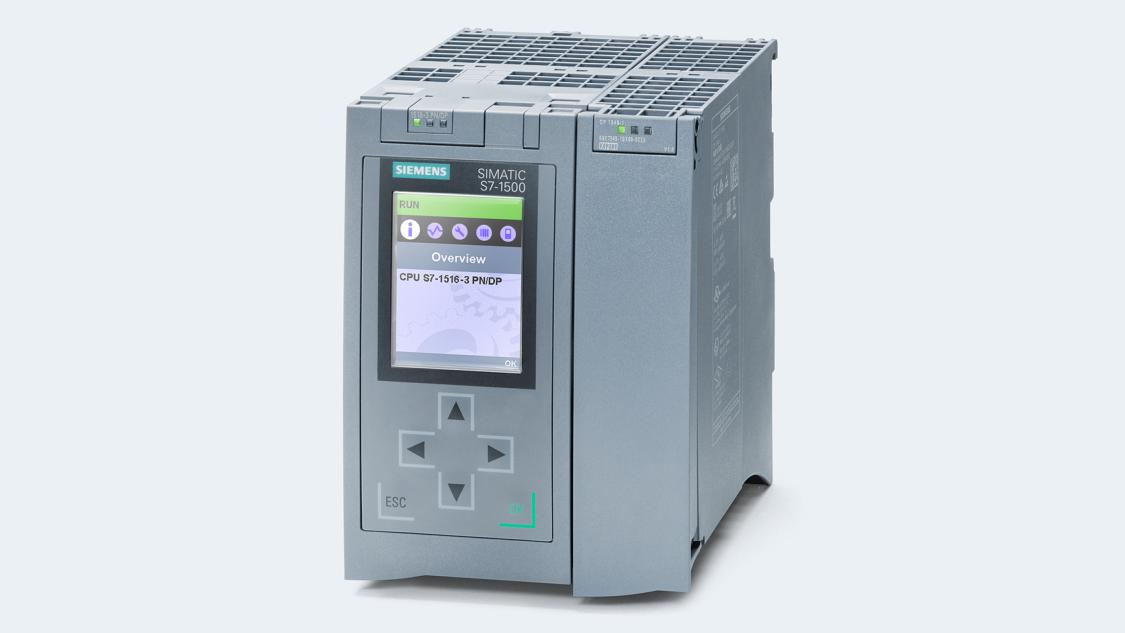 Kommunikationsprozessor CP 1545-1 – Cloud-Anbindung für die SIMATIC S7-1500