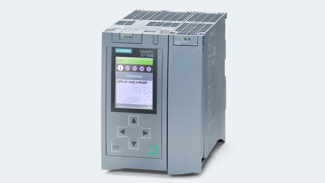 Produktbild eines SIMATIC S7-1500 mit Kommunikationsprozessor CP 1545-1 für cloudbasierte Anwendungen