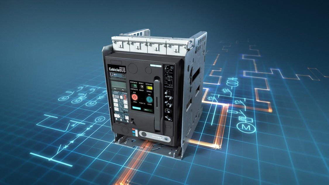 Offene Leistungsschalter 3WL