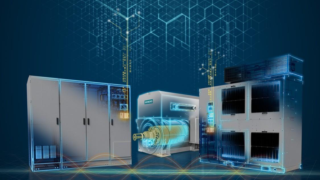 Cloudbasiertes Monitoring von Antriebssystemen mit der MindSphere-Applikation Drive System Analyzer