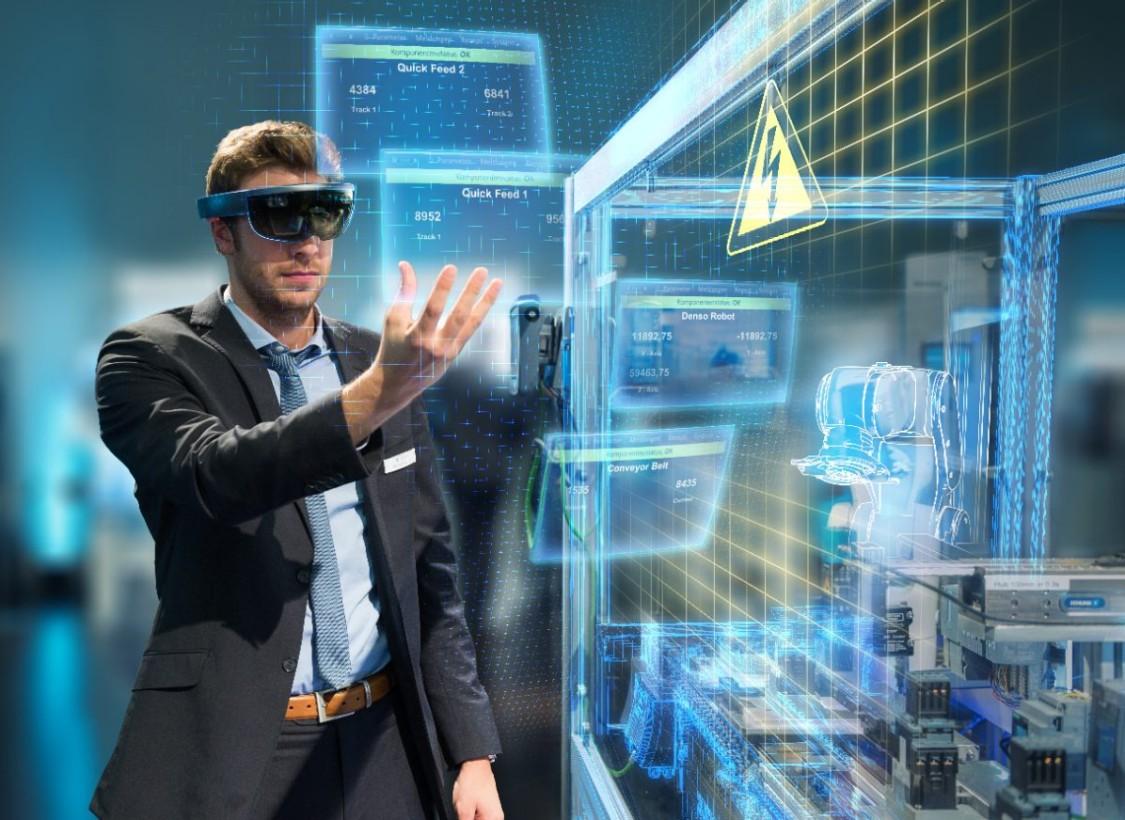 Digitalization in manufacturing