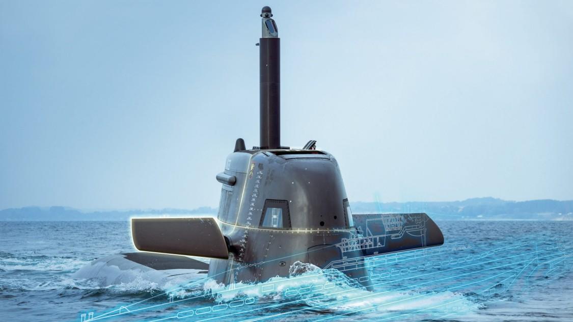 Submarines | Marine | Siemens