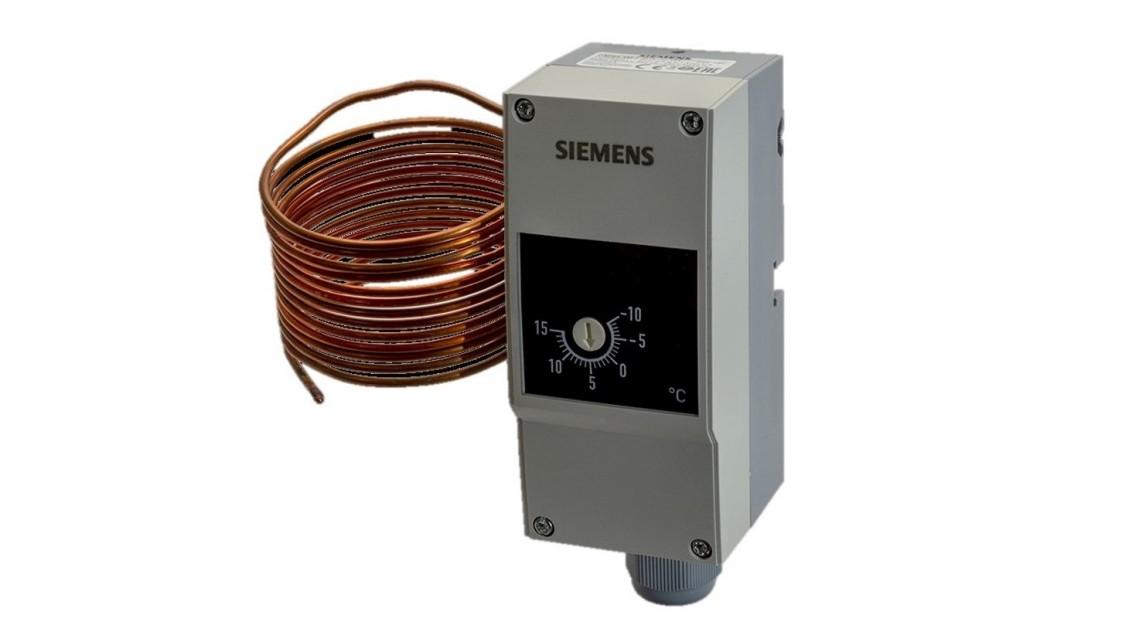 QAF65… Fagyvédő termosztát