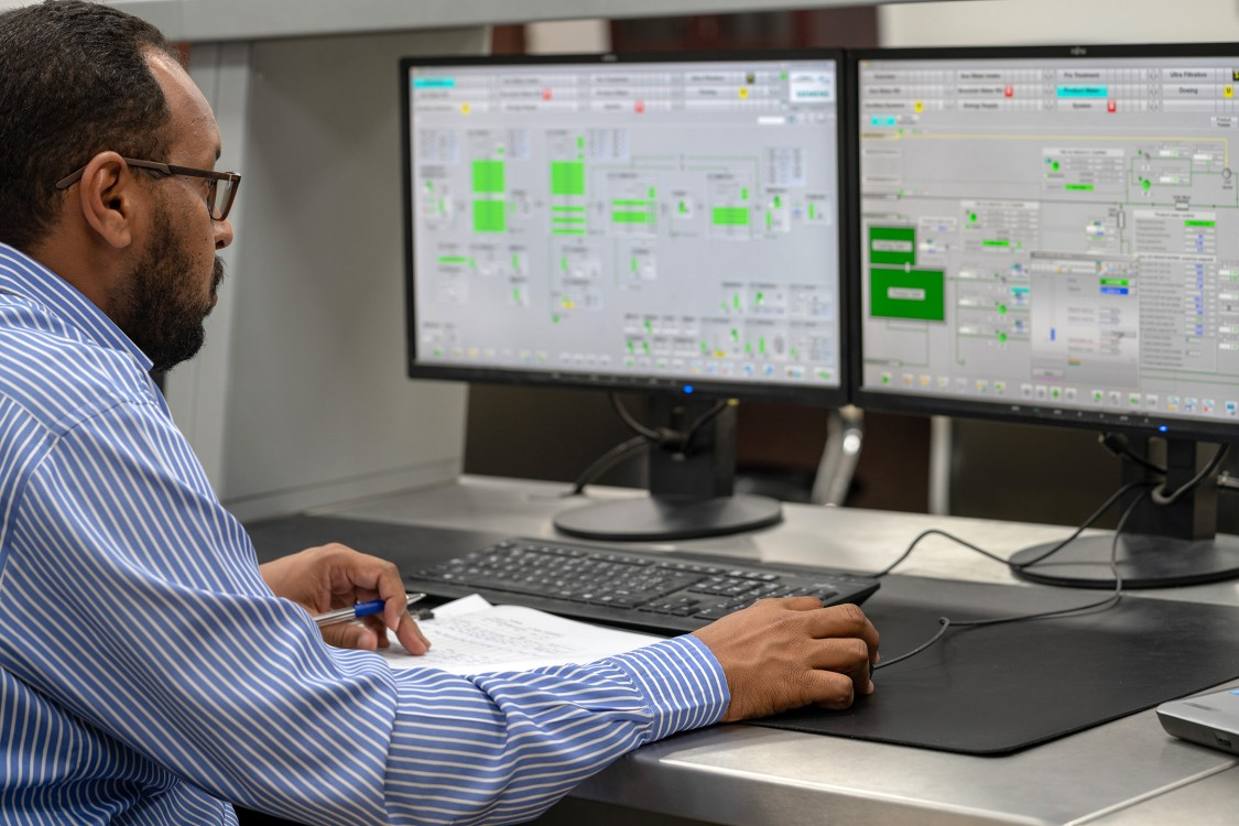 The Simatics PCS 7 process control systems help keep plant availability and efficiency high while supporting operators in their daily work