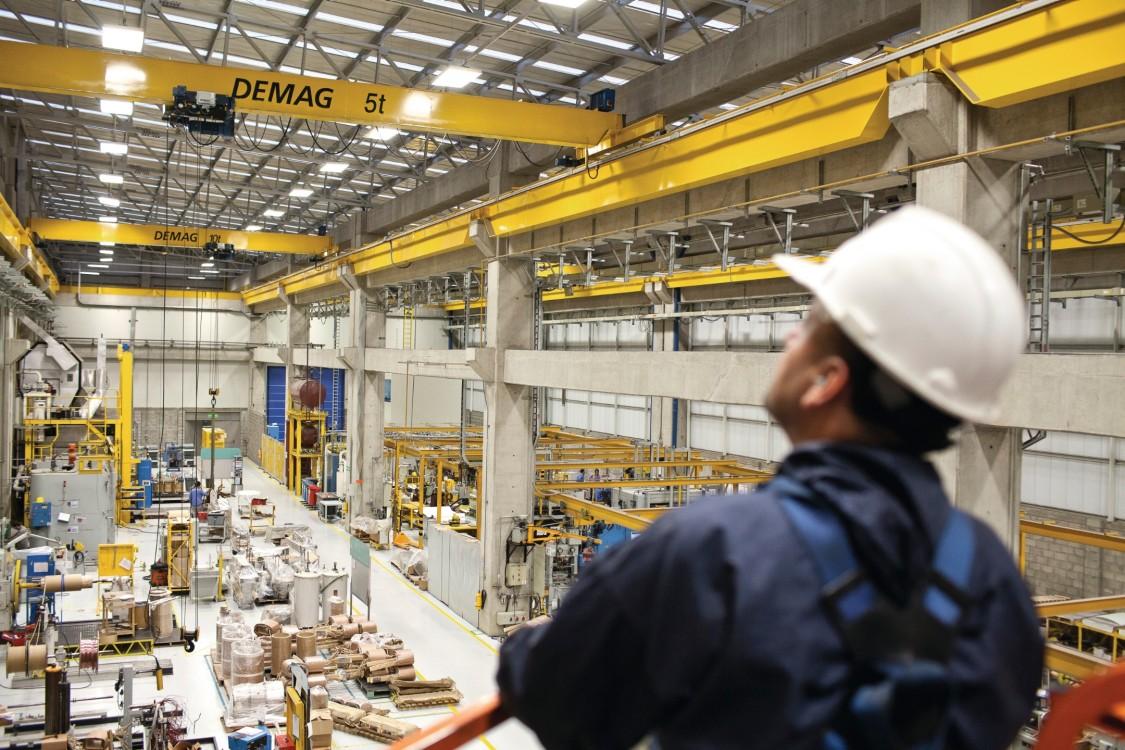 Fábrica de Siemens Colombia en Tenjo, Cundinamarca