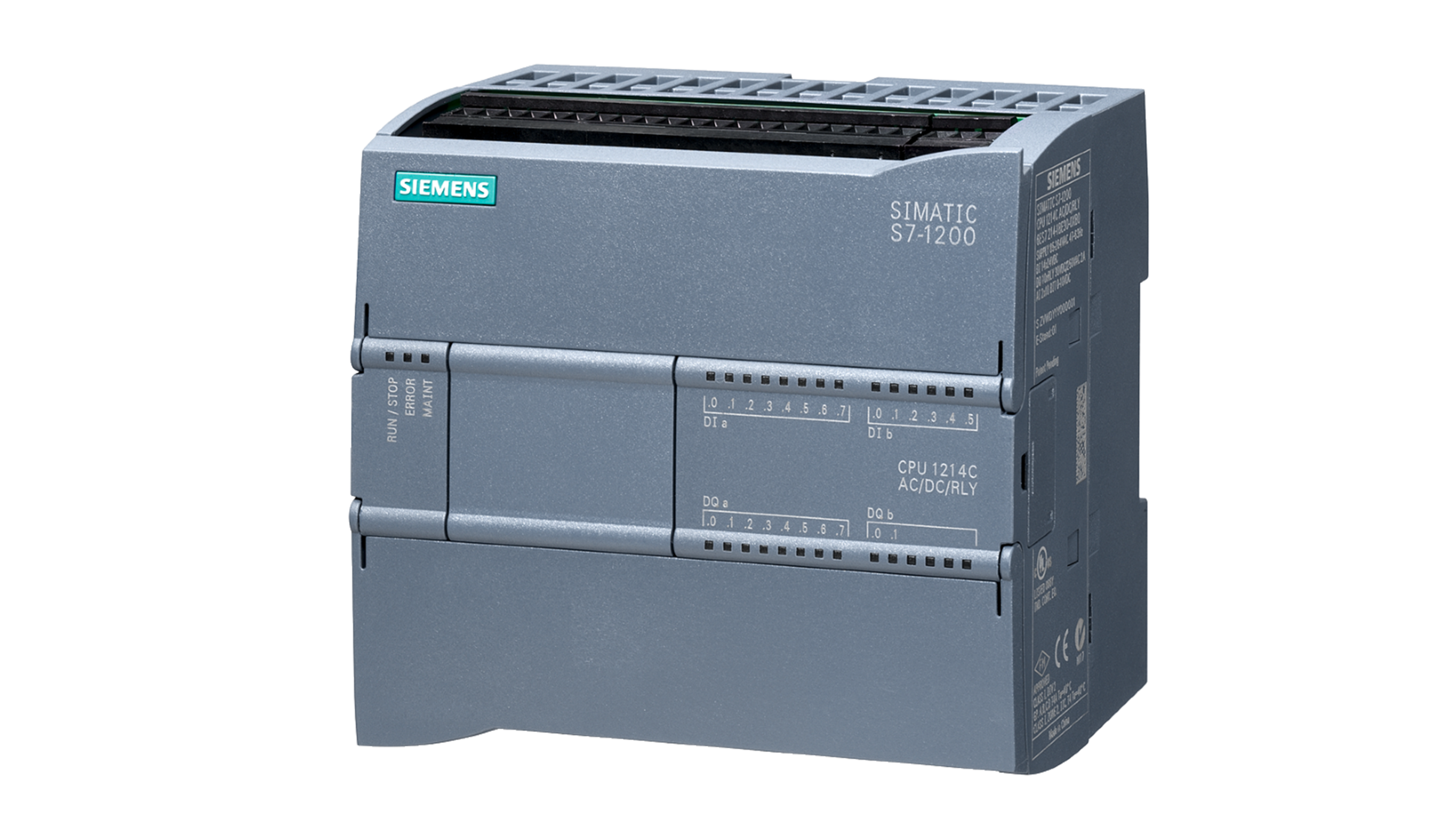 سی پی یو سری سیماتیک برای s7-1200 زیمنس سری S7-1200 - CPU 1214C
