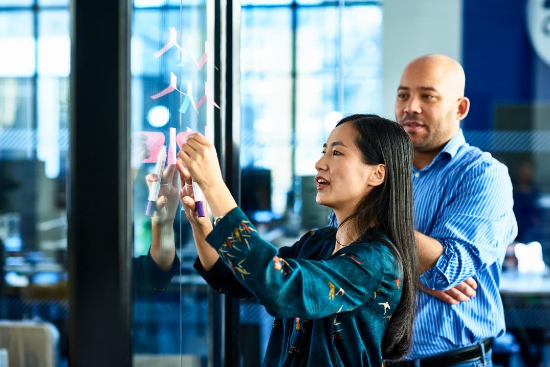 Die Methodik des Smart Industry Readiness Index (SIRI) hilft Ihnen, die richtigen Maßnahmen für die digitale Transformation Ihres Unternehmens zu ergreifen