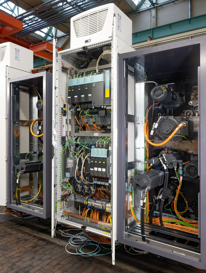 SINAMICS Antriebstechnik mit Safety Integrated auf der Antriebsseite