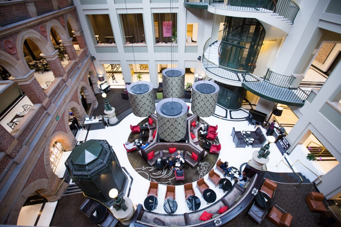 A reliable fire protection system from Siemens creates a safe and secure environment for guests and staff at the InterContinental Hotel in Sydney