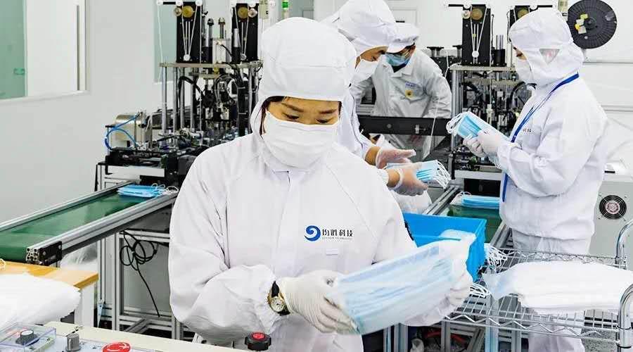 Revitalizing mask production
