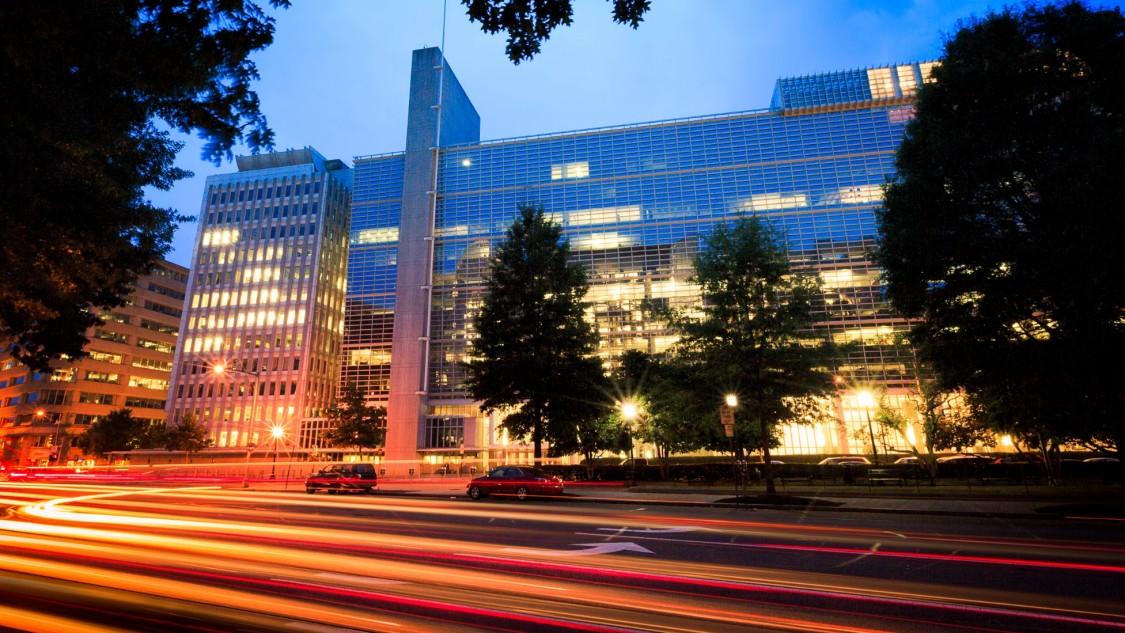 Vergleich der Weltbankgruppe mit Siemens