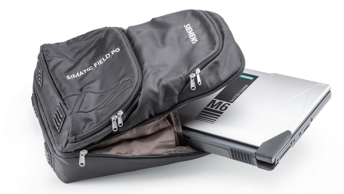 Back pack for SIMATIC Field PG