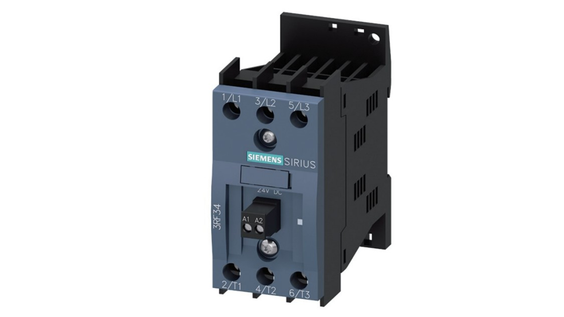 Solid-state contactors, motor loads