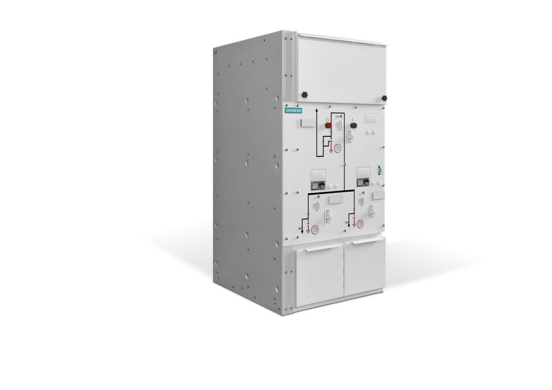 8DJH Compact Rozdzielnica średniego napięcia 24 kV w izolacji gazowej