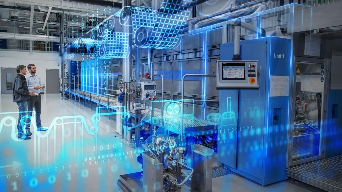 Takım tezgahları ve üretim makinaları
