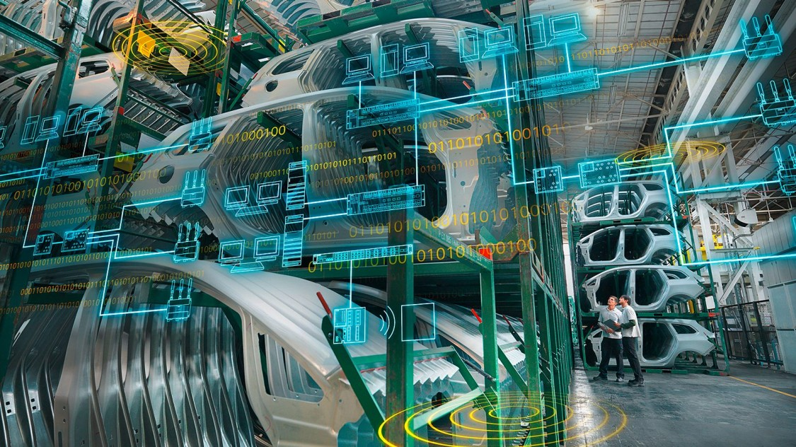 Производство и промышленность