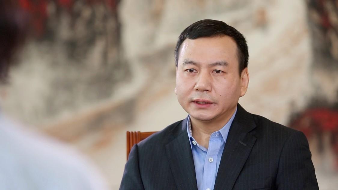 中国能源建设国际业务部主任 陈功